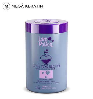 Ботокс для волос LOVE TOX Blond 1000 ml
