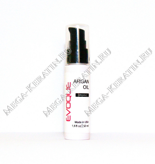 Масло EVOQUE Argan Oil Organic 50 ml