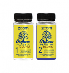 Пробный набор ZOOM Organoplastia Blond 2x100 ml