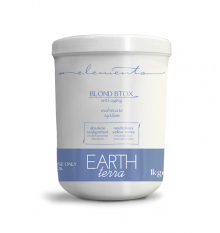 Ботокс для волос ELEMENTS Earth Blond BTOX 1000 ml