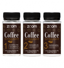 Пробный набор ZOOM Coffee Straight 3 x 100 ml
