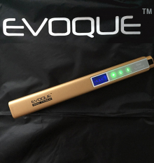 Щипцы-выпрямители EVOQUE GOLDEN TouchScreen Nano Titanium Normal