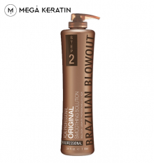 Кератин BRAZILIAN BLOWOUT Solution 1000мл