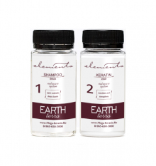 Пробный набор ELEMENTS Earth Elixir Keratin 2x100 ml