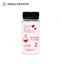 Пробник кератина LOVE POTION REPAIR 100 ml